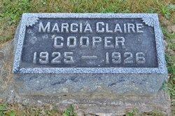 Marcia Claire Cooper