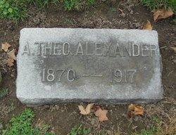 A. Theo Alexander