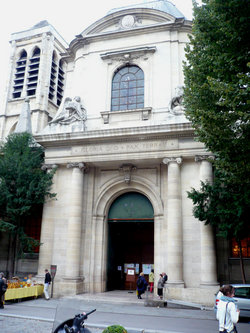 Church Of Saint-Nicolas-du-Chardonnet