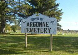 Town of Argonne Cemetery
