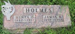Minta O. <I>Fitzpatrick</I> Holmes