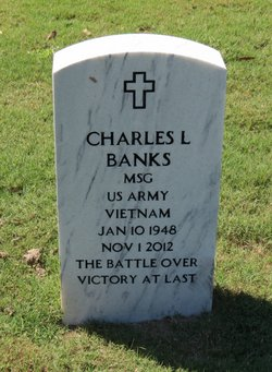 Charles Larry Banks