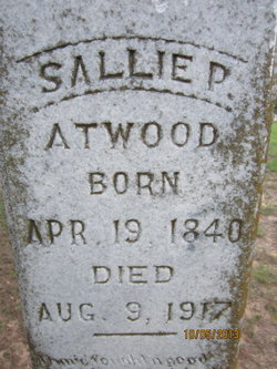 Sallie P Atwood
