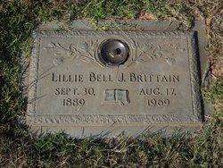 Lillie Bell <I>Johnston</I> Brittain