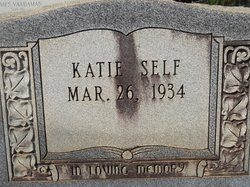 "Allie Kate ""Katie"" <I>Self</I> Collum Box"