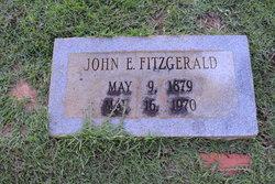 "John Edward ""Uncle John"" Fitzgerald"