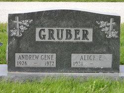 """Andrew Eugene """"Gene"""" Gruber"""