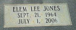 Elem Lee Jones
