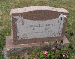 Cynthia Lou Anders