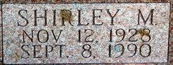 Shirley M. Gilbert