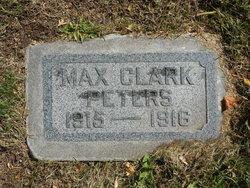 Max Clark Peters