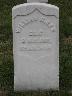 William G Rex