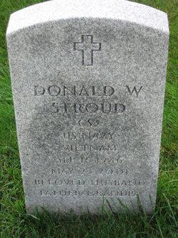 "Donald W ""Big Daddy"" Stroud"
