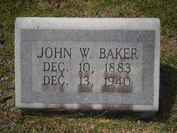 John Wayland Baker
