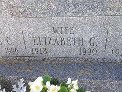 Elizabeth Garnett <I>Briggs</I> Rolling