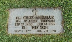 Eli Cruz