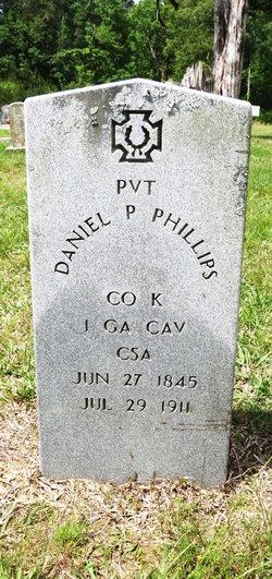 Pvt Daniel Pinkney Phillips