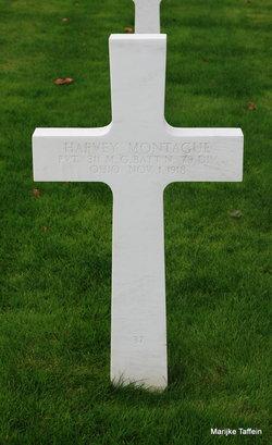 PVT Harvey Montague