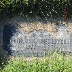 Ruth Mae <I>Despain</I> Higgins