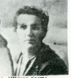 Lena Marie <I>Peterson (Jenson)</I> Andersen