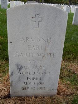 Armand Earl Garthwaite