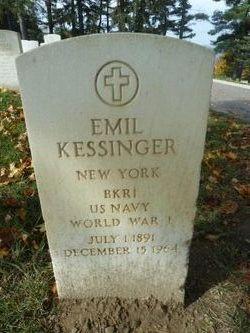 Emil Kessinger