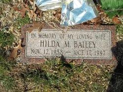 Hilda M Bailey
