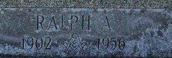 Ralph A Sponenbergh