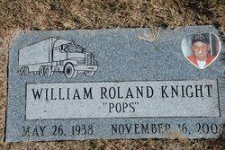 "William Roland ""Pops"" Knight, Sr"