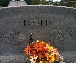 James Theron Everett