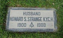 Howard Sheldon Strange
