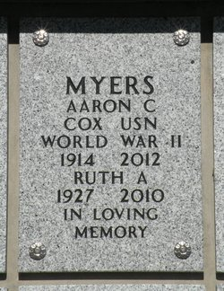 Aaron Chidley Myers
