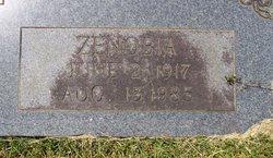 Zenobia Fossett