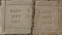 Mary Ellen <I>Horgan</I> Larkey