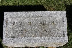 Alma M <I>Baie</I> Challand