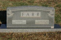 Herbert Hoover Farr, Sr