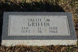 Sallie M Griffin