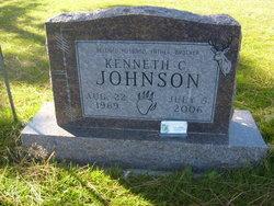 Kenneth Curtis Johnson