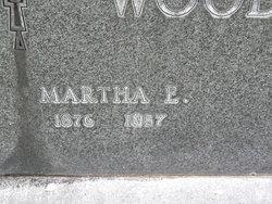 Martha Ester <I>Miller</I> Woodring