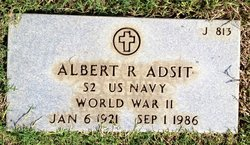 Albert Russell Adsit