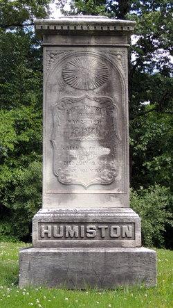 Sally <I>Bronson</I> Humiston