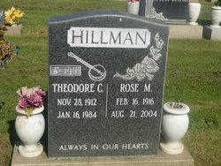 Rose Marie Hillman