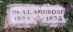 "Dr Addison ""Al"" Ambrose"