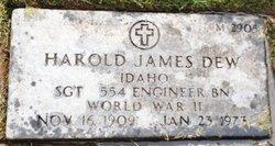 Harold James Dew