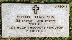 Vivian L Ferguson