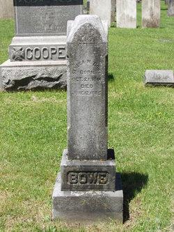 Seneca William Bowe