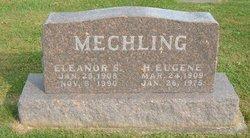 Homer Eugene Mechling
