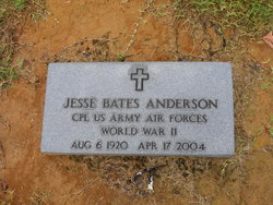J. B. Anderson