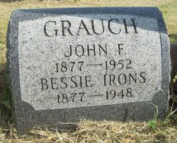 Bessie <I>Irons</I> Grauch