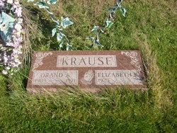 Elizabeth Katherine <I>Steele</I> Krause Derickson